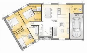 plan maison 80m2 3 chambres décoration plan maison confort 21 aulnay sous bois