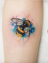 21 bee tattoo designs u003e cherrycherrybeauty com ink