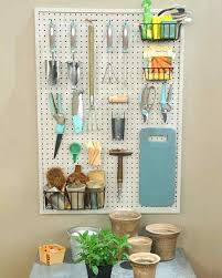 organization ideas with pegboards throughout the house useful