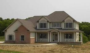 2 story homes millersburg homes two story new home