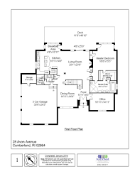 floor plan 28 avon avenue