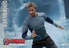 quicksilver movie avengers quicksilver figure hot toys avengers age of ultron lyles movie files