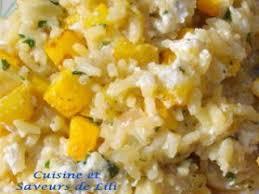 cuisiner la courgette jaune risotto à la courgette jaune et à la ricotta recette ptitchef