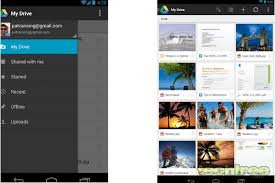 android drive drive android app updated with new ui design ocr
