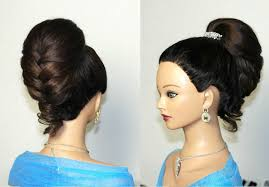 easy indian hairstyles for school 3 easy everyday messy bun hairstyle for school college work bunch