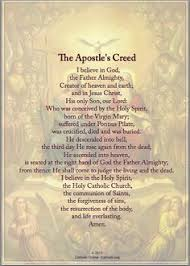 creed rosary the apostle s creed infographic the history of the creed that we