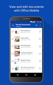 onedrive app for android onedrive appstore for android