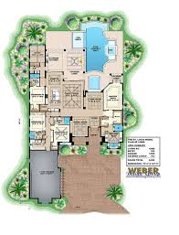 Pool House Plan by House Plans With Pools Modern Home With Swimming Pool See Pictures