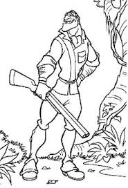 tarzan tarzan coloring pages tarzan ideas
