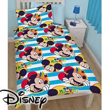 Postman Pat Duvet Set Buy Disney Mickey Mouse Single Duvet Set At Home Bargains