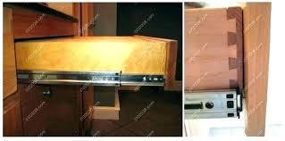 self closing cabinet drawer slides exotic kitchen cabinet drawer slides soft close cabinet drawer
