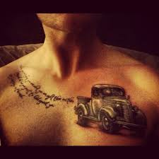 love this tattoo want a real food truck visit www
