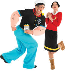 awesome couple halloween costume ideas awesome couple popeye and olive free download image wallpaper
