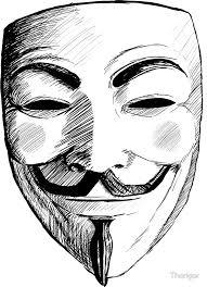 V For Vendetta Mask V For Vendetta