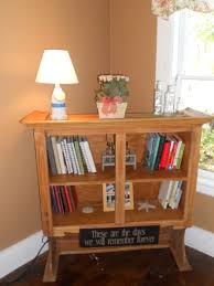 Dining Room Hutch Ideas Found An Old China Hutch Top And Created A Bookcase For The