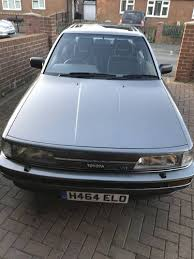 toyota camry uk toyota camry v6 gxi auto 28000 sold 1990 on car and