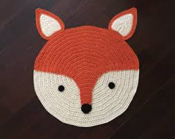 Monkey Rug For Nursery Crochet Animal Rug Etsy