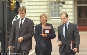 prince philip u0027s four letter fury over diana u0027s funeral daily mail