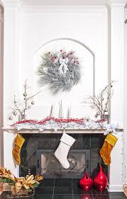 interior entrancing modern christmas home decor showing wondrous