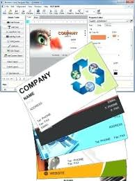 free download cone layout software business card template maker cone business card template business