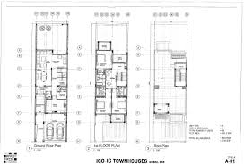 Town House Floor Plans Downloads For The Polo Townhouses Dubai