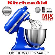 kitchen aid mixer blue cowboysr us