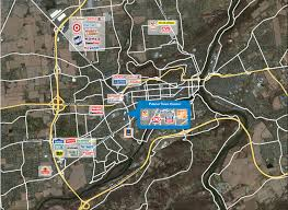 Easton Town Center Map Palmer Town Center Phillips Edison U0026 Company