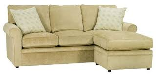 Apartment Sectional Sofa With Chaise Kyle Apartment Size Rolled Arm Sectional Sofa With Reversible Chaise