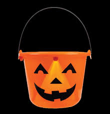 amazon com light up jack o lantern halloween candy bucket pail