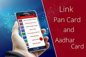 pan card link pan card u0026 aadhar card android apps on google play