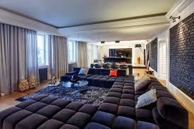 canapé meuble design et moderne en format salons ouverts
