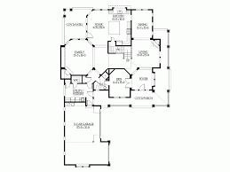 corner lot floor plans eplans craftsman house plan bold craftsman for corner