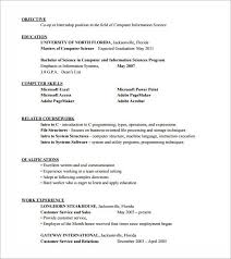 Msbi Experienced Resumes Hvac Resume Template Resume Ideas