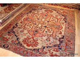 Antique Persian Rugs by 10 U0027 X 13 U0027 Antique Persian Serapi One Of A Kind Museum Piece