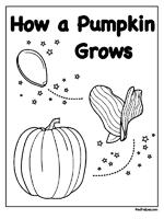 pumpkins theme unit printables and worksheets