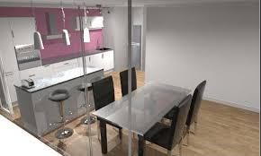 cuisine blanche mur framboise cuisine blanche mur framboise affordable gamme de peinture avec un