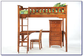 queen loft bed frame u2013 tappy co