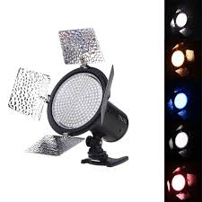 yongnuo yn216 3200k 5500k led light shoot with 4