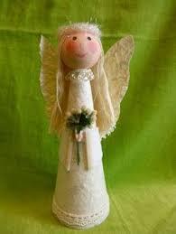 celebration fairy christmas ornament tree topper or wall hanger