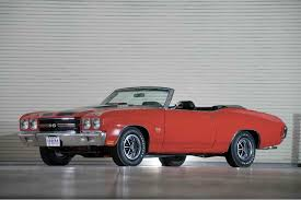1970 Muscle Cars - 5 cheap classic muscle cars