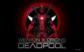 weapon x origins deadpool logo wallpapers hd amazing background