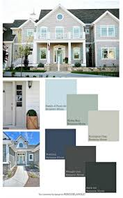 taupe exterior house paint painted brick love this colour combo