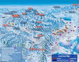 local area map of northern utah utahs best vacation rentals