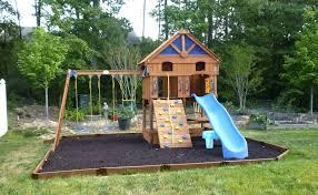 Backyard Playground Slides Backyard Playground Ideas Ground Backyard Playground Ideas For