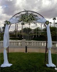 arch with jewelry wedding florist for las vegas nv
