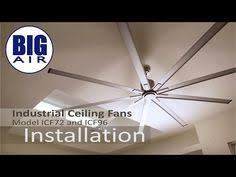 big air ceiling fan big air 96 inch industrial ceiling fan firearms pinterest