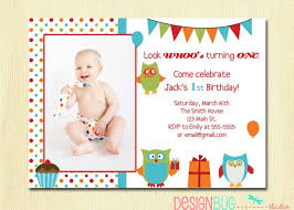 template baby boy first birthday invitation cards free plus