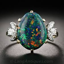 black opal engagement rings best 25 opal engagement rings ideas on pretty rings