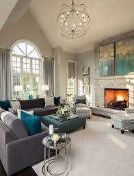decorated living rooms photos worried about going gray don t be these living room decor ideas