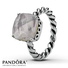 sale silver rings images Pandora path ring mother of pearl sterling silver rings fine jpg